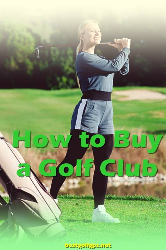 How to Buy a Golf Club. Would you like to play much better? Invest more time exercising than buying expensive golf clubs that don't even guarantee a better game regardless of what kind of marketing hype the manufacturers are stirring. #golf