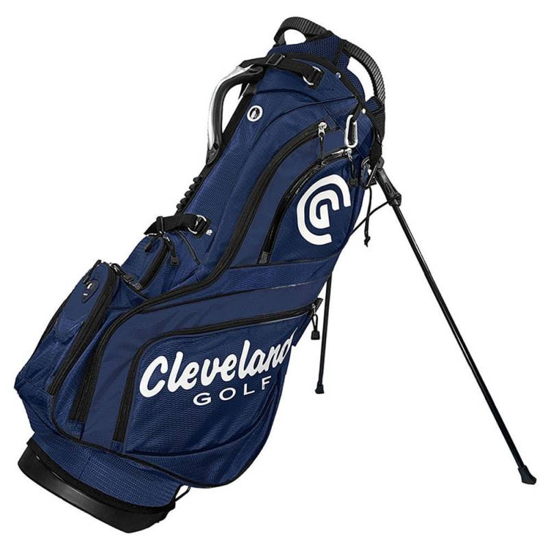 Cleveland Golf CG Stand Bag. Take note that with all the carry bags you need to drop it to the floor if you will need to make your swing