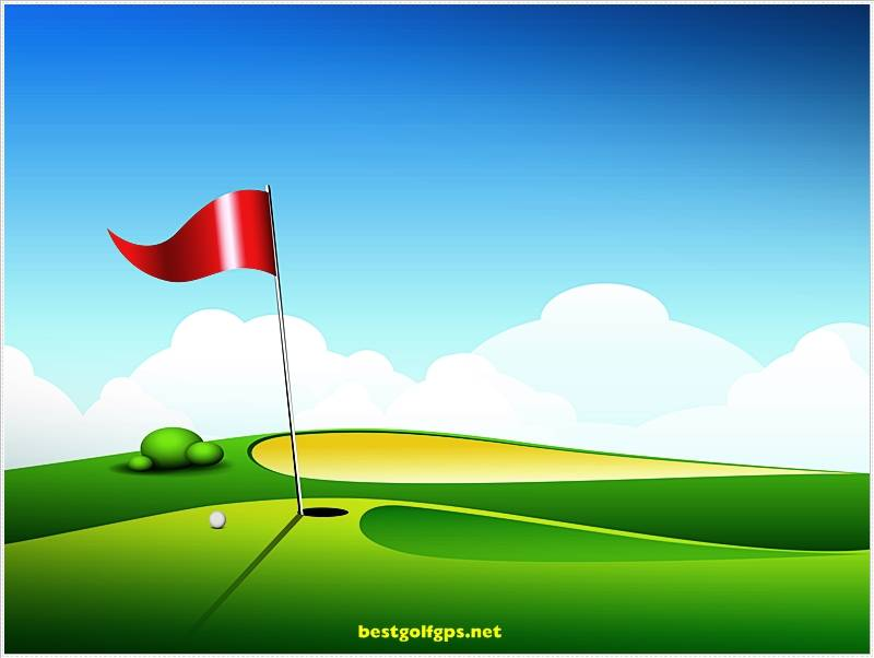 Golf Tips Around The Green. You will sometimes hit the ball into bunkers or sand traps, even if you're great at golf. #golf