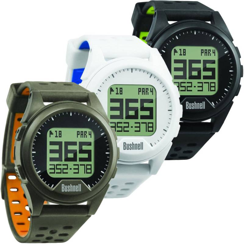 Bushnell Golf 2017 Neo ION Watch GPS. There isn't anything not to like about this watch. It's light, very easy to charge and use.
