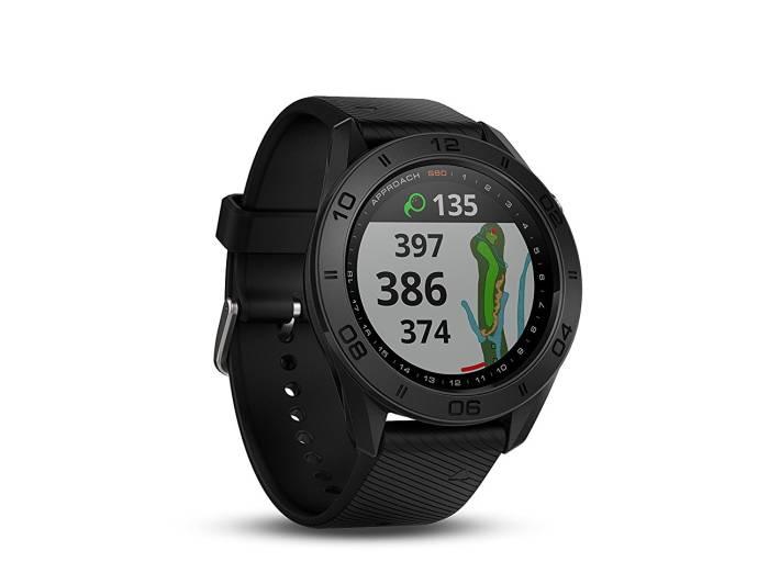 Garmin Approach S60. The Best Golf GPS Watch On The Market