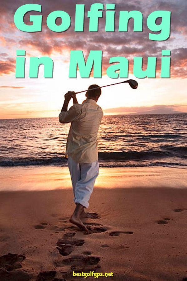 Golfing In Maui. Maui Golf Courses