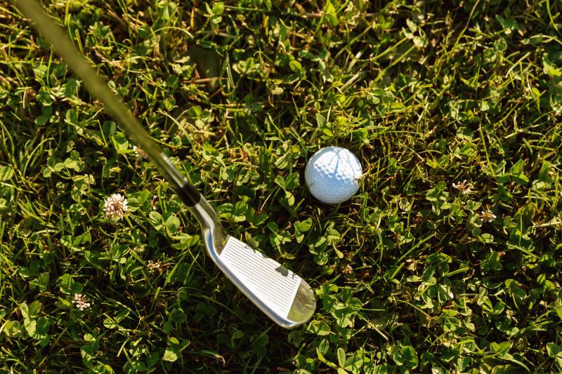 Picking out the correct lie (the angle between the hosel and the rest of the club head) is an essential facet of choosing the proper golf club