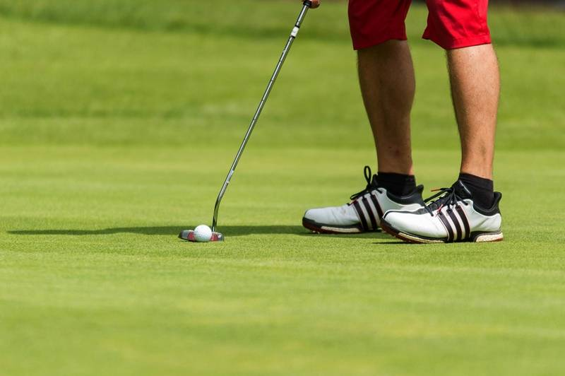 If your golf club is not correctly squared with your ball, it is going to go off on a tangent you had not planned on. Practice your swing till you've learned how to center your shots.