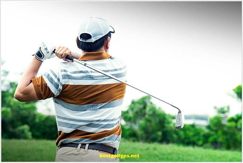 Golf Tips Seniors. You should always make sure before you swing that you hold the golf club properly. #golf